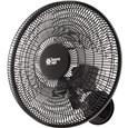 Ventilador de Parede Loren Sid 60cm Turbo Wind 60 M2, 3 Pás, Preto Bivolt (Emb. contém 1un.)