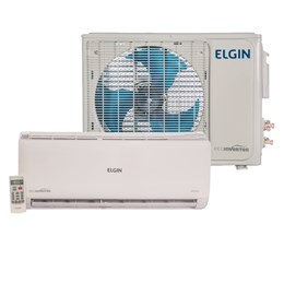 Ar Condicionado Split Inverter 12000 Btus Frio 220v Elgin 45HVFE12B2IA PRINVHIW12F2EL1