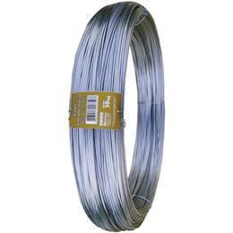 Arame Liso Galvanizado Morlan 10 Industrial Rolo (Emb. contém 1un. de 50Kg)