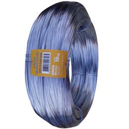 Arame Liso Galvanizado Morlan 18 Industrial Rolo (Emb. contém 1un. de 50Kg)