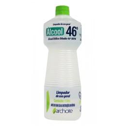 Álcool Líquido 46° Archote - 1 Litro
