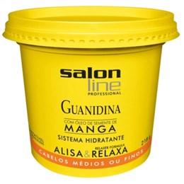 Alisante em Creme Salon Line Guanidina Manga Regular Baldinho (Emb. contém 1un. de 218g)
