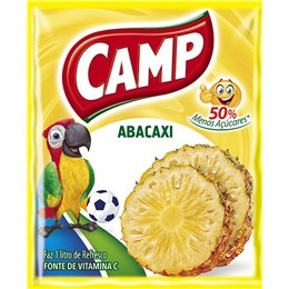 REFR.CAMP 15G ABACAXI