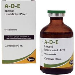 Ade Pfizer Injetável Emulsificável (Emb. contém 1un. de 50ml)