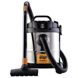 Aspirador de Pó e Água Wap GTW12 1400W Inox 110V