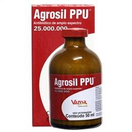 Agrosil Vansil Pronto para Uso Antibiótico Injetável (Emb. contém 1un. de 50ml)