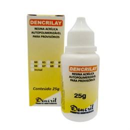 Acrílico Dencrilay 69 25G - Dencril