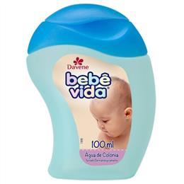 Água De Colônia Bebê Vida (Emb. contém 1un. de 100ml)