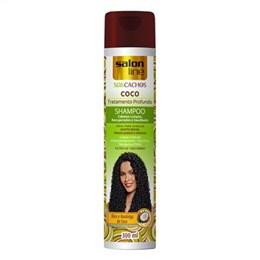 Shampoo Salon Line S.O.S Coco (Emb. contém 1un. de 300ml)