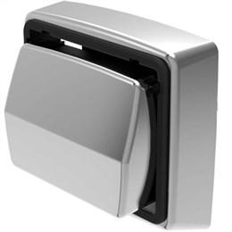 Acabamento Blukit para Válvula Descarga Hidra Max/Astra/Celite/Docol ABS Cromado (Emb. contém 1un.)