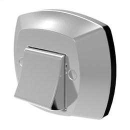 Acabamento Blukit Para Válvula Descarga Docol ABS Cromado (Emb. contém 1un.)