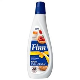 Adoçante Finn Sucralose Liquido (Emb. contém 1un. de 65ml)