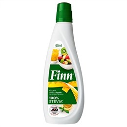 Adoçante Finn Stevia Liquido (Emb. contém 1un. de 65ml)