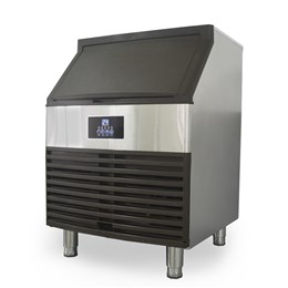 Máquina de Gelo Thermo Ice TH120 - 120kg/dia - 220V  Thermomatic  Inox  Timer  Painel de Led - Gelo em cubo 220v
