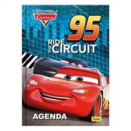 Agenda Foroni Capa Dura Escolar Costurada Permanente Carros 96 Folhas (Emb. Contém 5un.)