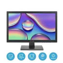 Desktop Linux com Monitor 18.5 Pol Preto Multilaser - DT016 DT016