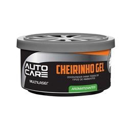 Aromatizante Gel Autocare Carro Novo 60G Pote - AU440 AU440
