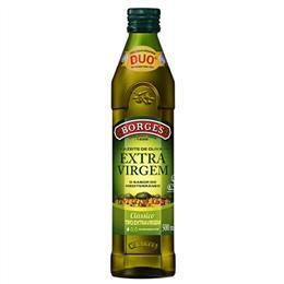 Azeite Borges Extra Virgem Vidro (Emb. contém 1un. de 500ml)