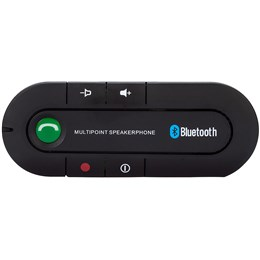 Adaptador Bluetooth Automotivo, Dirija com Segurança