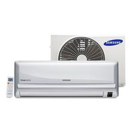 Ar Condicionado Split 24000 Btus Quente e Frio 220v Samsung Max Plus AR24HPSUAWQNAZ PRSPLHIW24Q2SA2