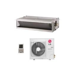 Ar Condicionado Duto Inverter 36000 Btus Frio 220v Monofásico LG - AB-Q36GM2A2 PRINVDUT36F2LG0