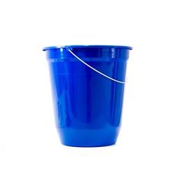 Balde Plástico Azul 13,5 Litros Jaguar