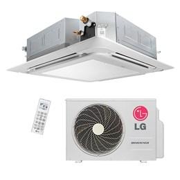 Ar Condicionado Split LG Cassete Inverter 31000 Btus Quente e Frio 220V Monofásico PRINVK7436Q2LG0