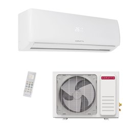 Ar Condicionado Split Hi-Wall 9000 Btus Frio Agratto Fit 220V PRSPLHIW09F2AG2