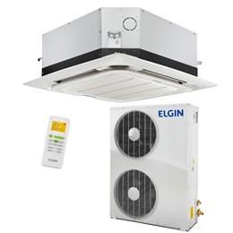 Ar Condicionado Cassete Atualle Eco Elgin 48000 BTUs Frio 380V Trifásico PRSPLK7448F4EL5