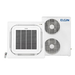 Ar Condicionado Elgin Atualle Split Cassete 60000 Btus Frio 380V Trifásico PRSPLK7460F4EL3