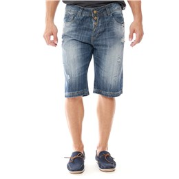 Bermuda Jeans Masculina  244324  Grade com 10 peças