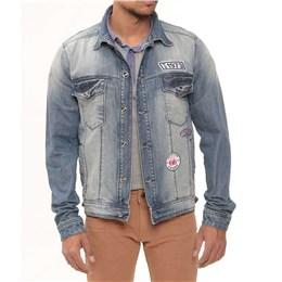 Jaqueta Jeans Masculina  246587  Grade com 06 peças