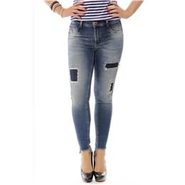 Calça Jeans Feminina Cigarrete levanta bumbum  246904  Grade com 08 peças Calça Jeans Feminina Cigarrete  246904  Grade com 08 peças