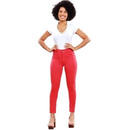 Calça Jeans Feminina Cigarrete  249758  Grade com 12 peças