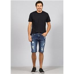 Bermuda Jeans Masculina  249887  Grade com 10 peças