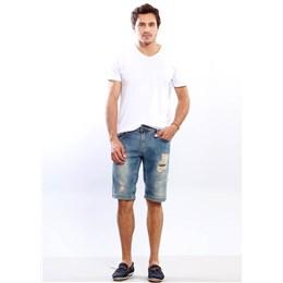 Bermuda Jeans Masculina  250209  Grade com 10 peças