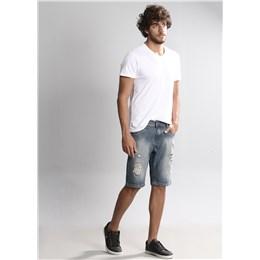 Bermuda Jeans Masculina  250294  Grade com 10 peças