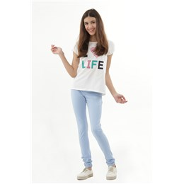 Calça Jeans Feminina Juvenil Hot Pants  250569  Grade com 10 peças