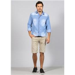 Bermuda Jeans Masculina  250906  Grade com 10 peças