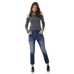 Calça Jeans Feminina Jogging 253887  Grade com 11 peças