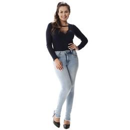Calça Jeans Feminina Cigarrete Up  257471  Grade com 12 peças