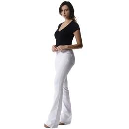 Calça Jeans Feminina Flare Push Up  257688  Grade com 12 peças