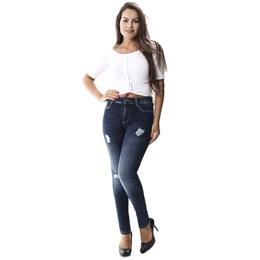Calça Jeans Feminina Cigarrete   258129  Grade com 12 peças