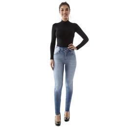 Calça Jeans Feminina Cigarrete  259194  Grade com 12 peças