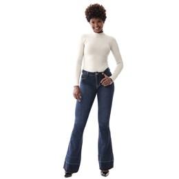 Calça Jeans Feminina Flare   259459  Grade com 11 peças