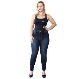 Calça Jeans Feminina Cigarrete Plus Size   259747  Grade com 9 peças