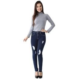 Calça Jeans Feminina Cigarrete   259822  Grade com 12 peças