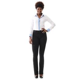 Calça Jeans Feminina Flare   259904  Grade com 12 peças