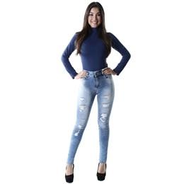 Calça Jeans Feminina Clochard  259938  Grade com 12 peças