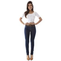 Calça Jeans Feminina Cigarrete  259985  Grade com 10 peças
